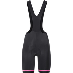 Etxeondo Koma 2 Bib Shorts Dame black/pink
